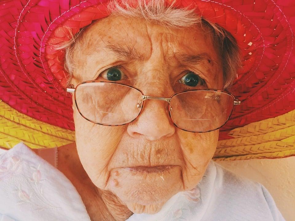 Grandma locked in restroom story a fake.