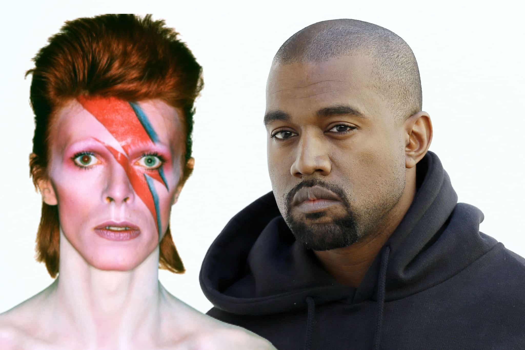 Featured image for No, Kanye West Won't Be Recording David Bowie Tribute Album