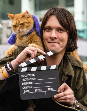 In Cinemas Now A Street Cat Named Bob