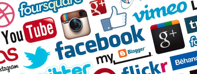 Featured image for How the Top 5 Social Networks Got their Logo Designs