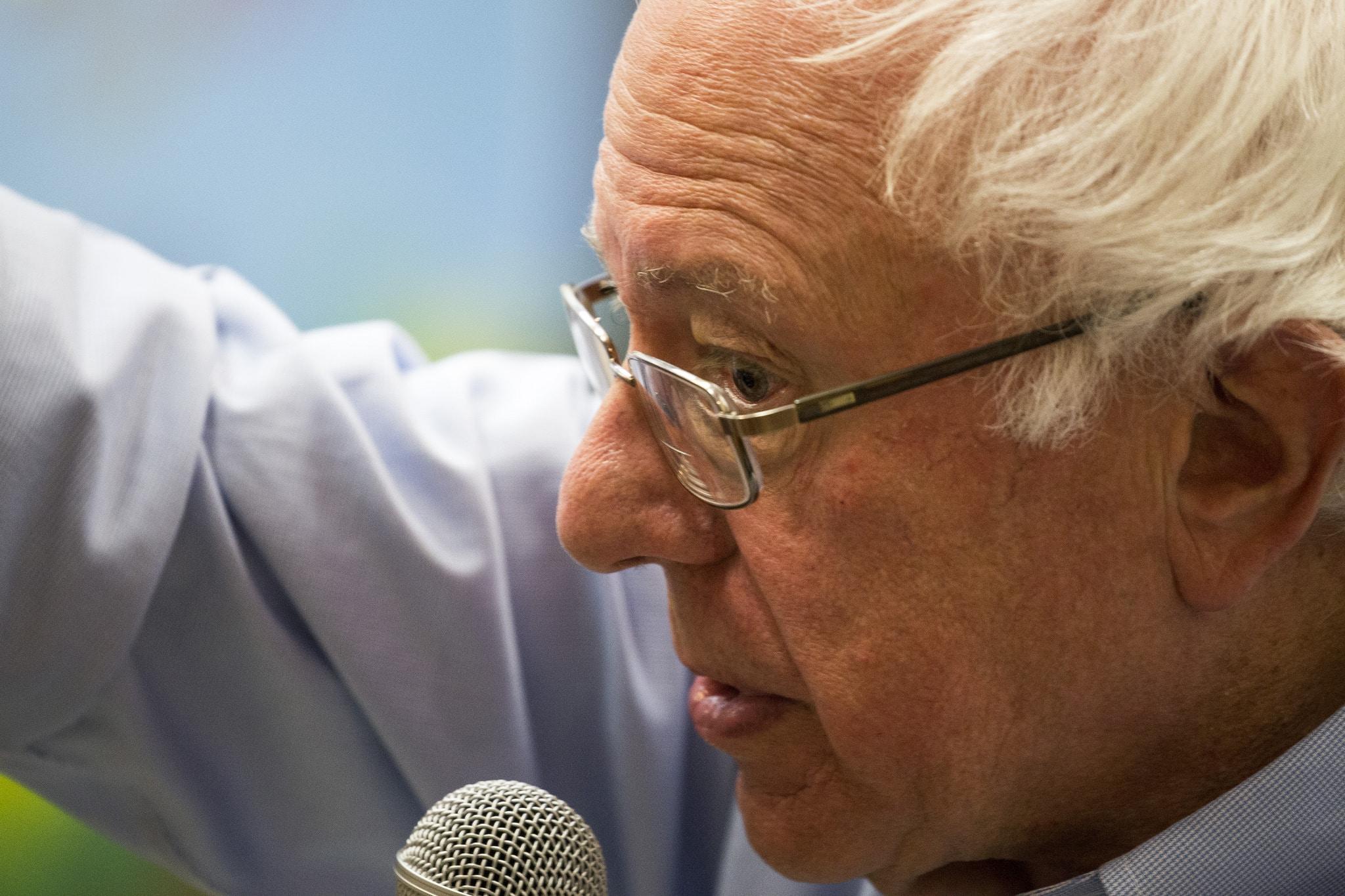 Bernie Sanders GIF