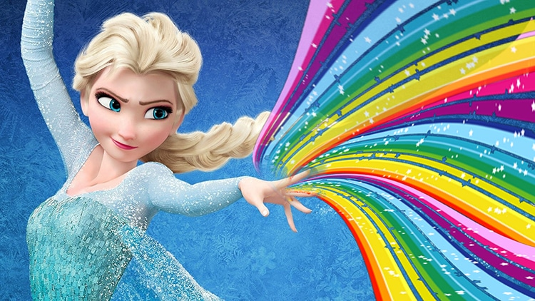 Featured image for The Internet Wants Elsa To Be The First Lesbian Disney Princess