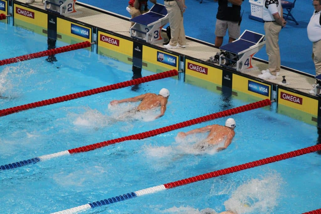 Michael phelps just made history again for Primary games swimming pool sid