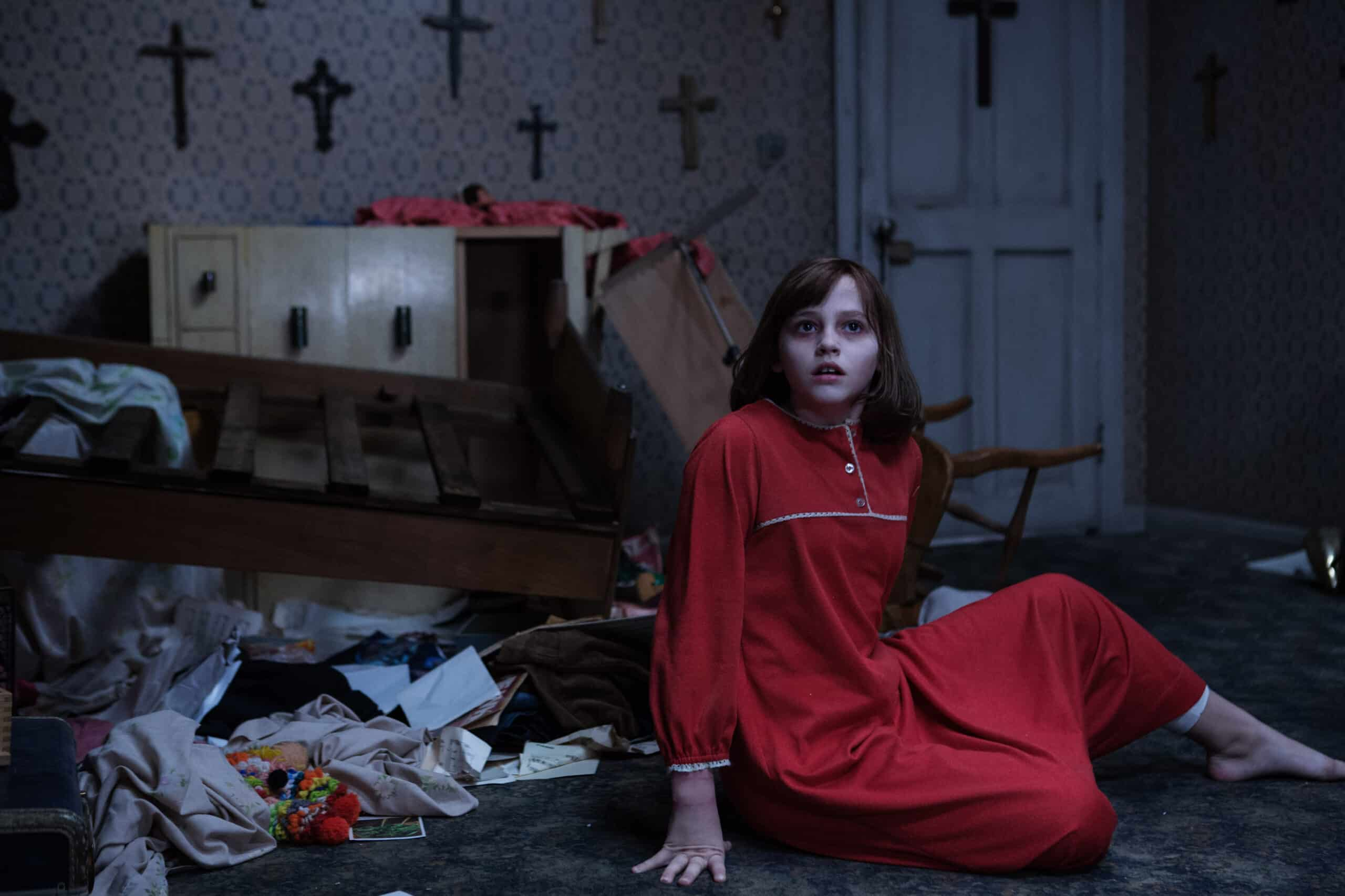 Featured image for Social Media Claims 'The Conjuring 2' Summons Real-Life Demons