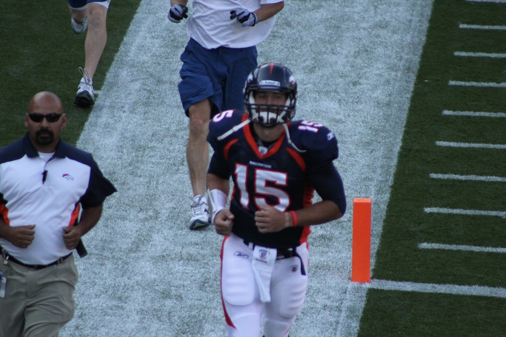 Is Tim Tebow the answer for the Denver Broncos at