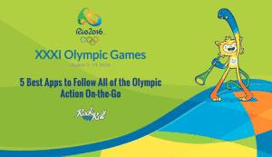 Summer Olympics App