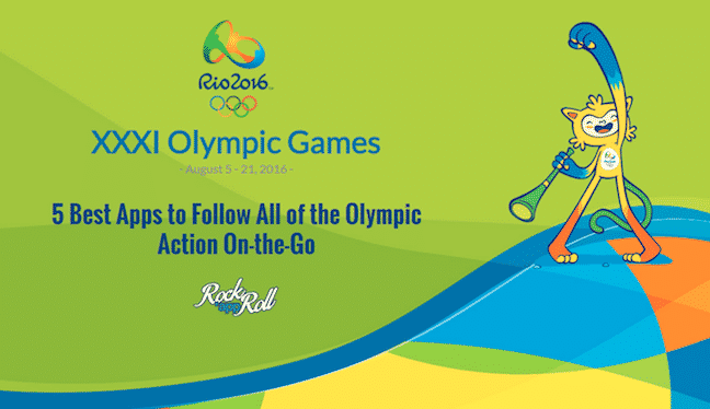 Featured image for These Mobile Apps Will Let You Follow All The Summer Olympics Action