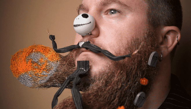 Featured image for You Have To See These Epic Entries To The 2016 National Beard And Moustache Competition!