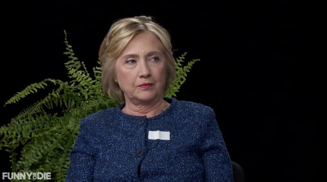 Donald Trump won't replicate Hillary Clinton's 'Between Two Ferns' appearance