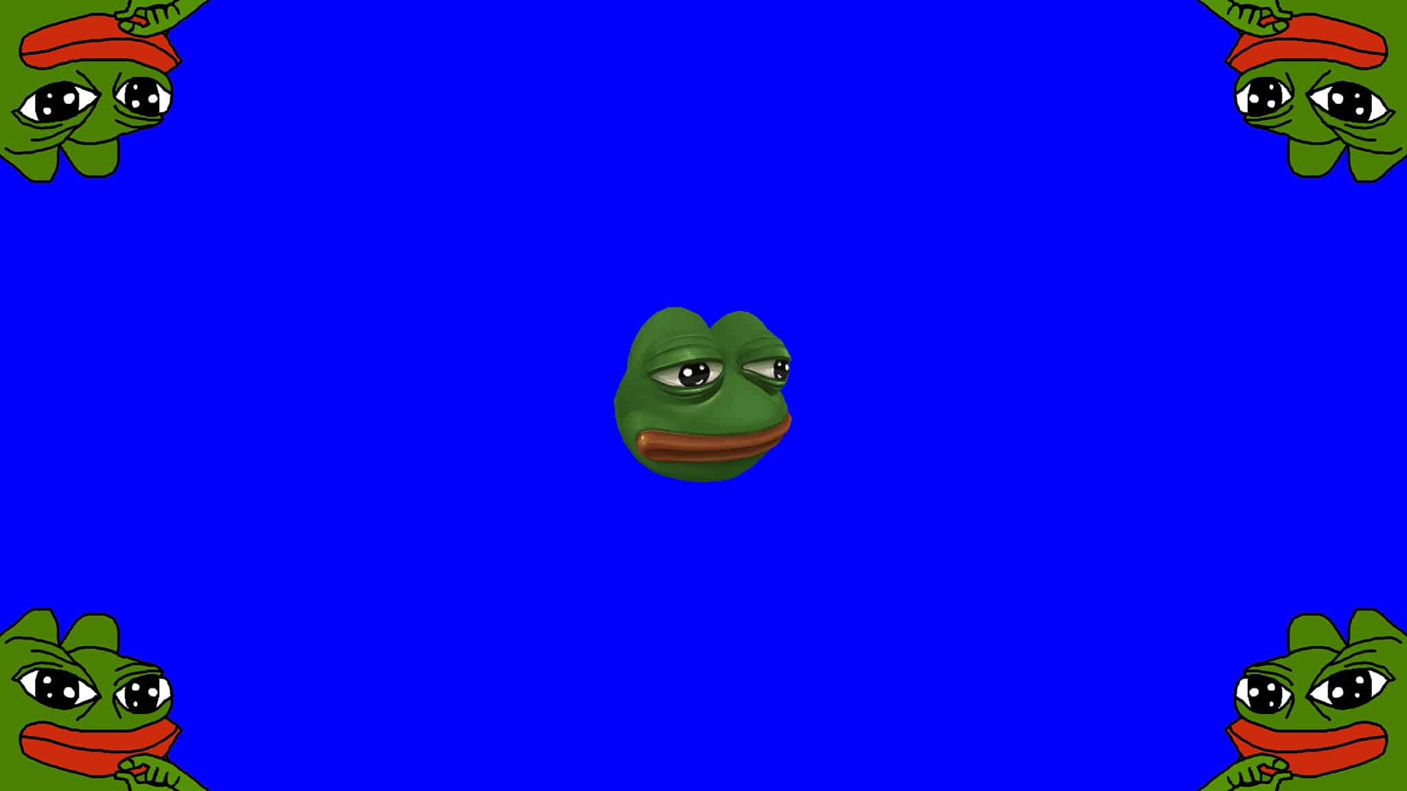Savepepe When Did Pepe The Frog Get So Angry