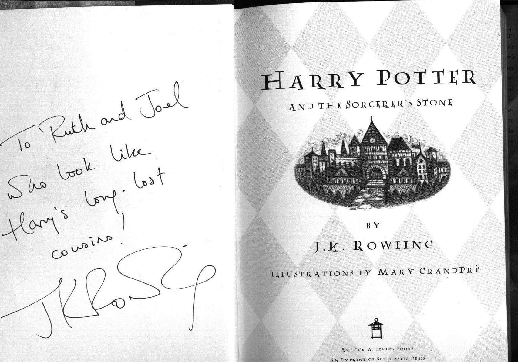Featured image for In Case You Didn't Know JK Rowling Has An Awesome Charity Named After A Spell