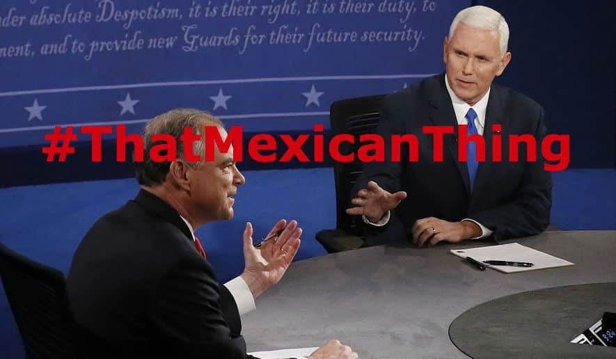 Featured image for A Day Later, #ThatMexicanThing Is Still Yuge