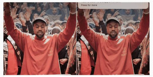 Kanye West Lock Screen