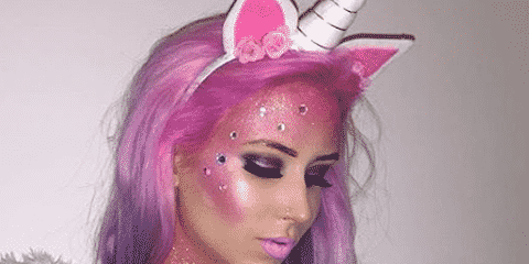 Featured image for This Awesome Unicorn Halloween Costume Is Taking Over Pinterest