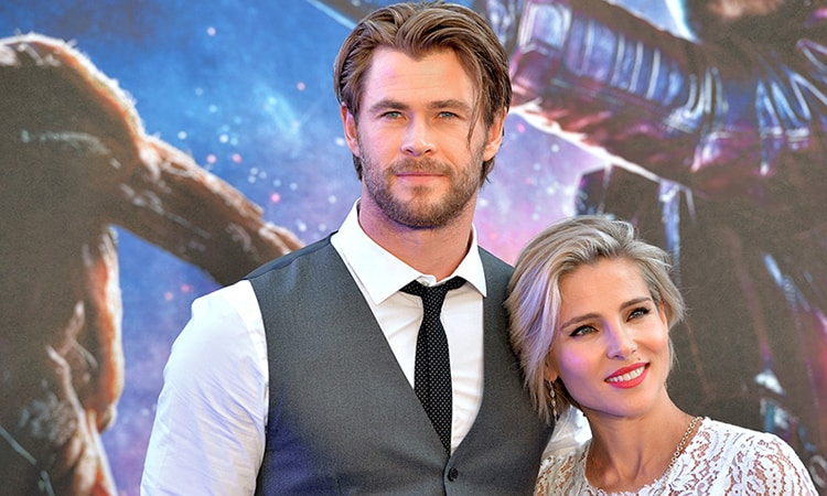 Featured image for Chris Hemsworth Pokes Fun at Divorce Rumors On Instagram