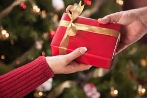 christmas gift swap