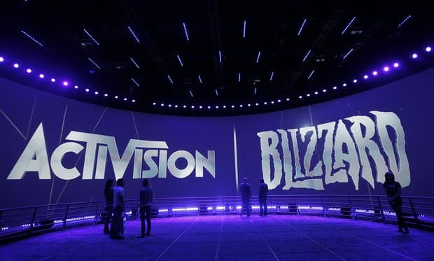 Featured image for Activision Blizzard Looks To Revolutionize E-Gaming