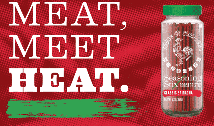 Featured image for Sriracha Introduces Seasoning Stix And The World Rejoices