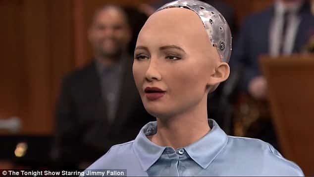 Featured image for Lifelike Robot Sophia Is 'The Future' (And A Little Creepy)