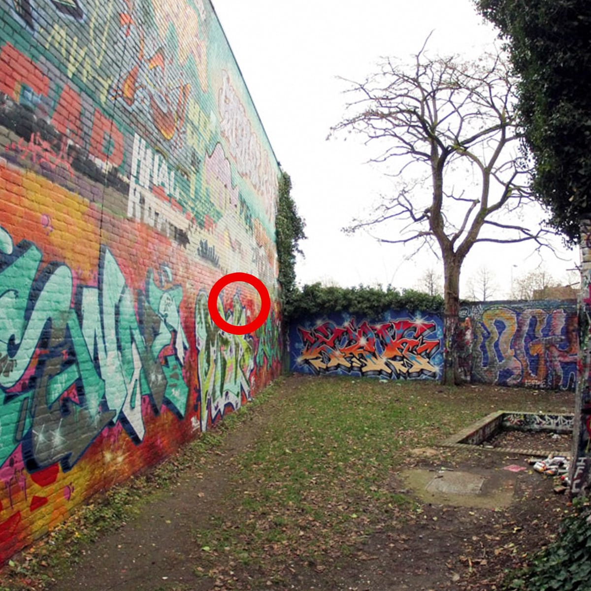 Featured image for Art Attack: See What Happens When You Peel Off 30 Years of Graffiti