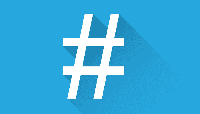 types of hashtags