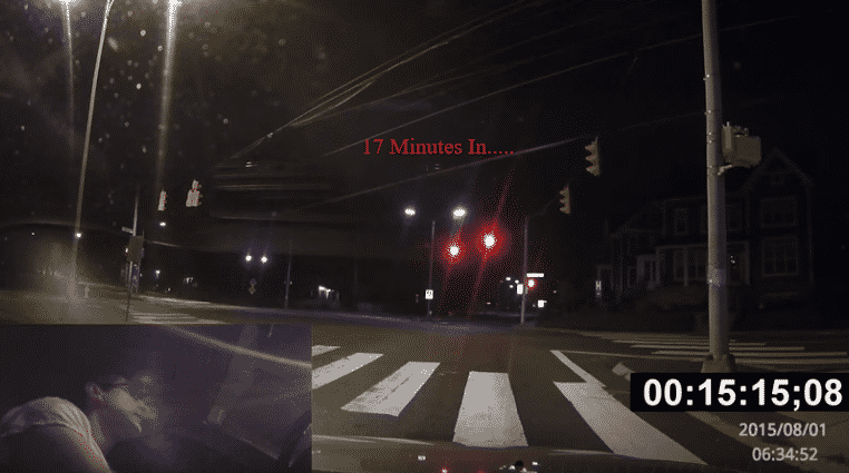 Featured image for Man Gives 20-Minute Red Light Rant We All Can Appreciate
