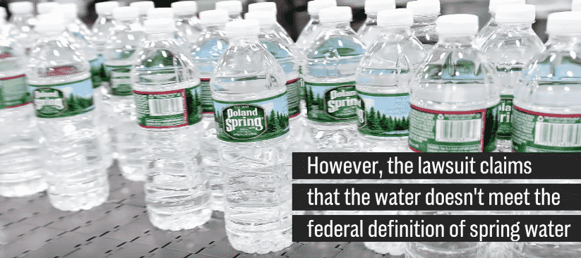 Featured image for Not Even A Single Drop of Poland Springs Water is From A Spring