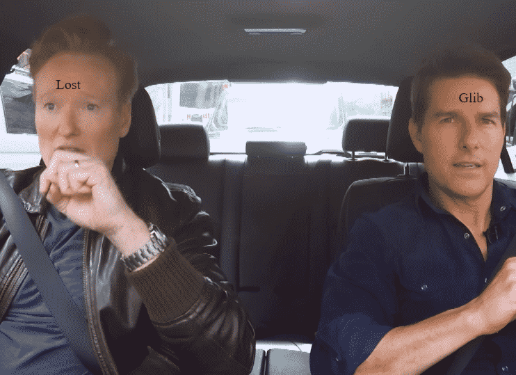 Featured image for This Car Ride With Conan O'Brien Shows How Awkward Tom Cruise Really Is