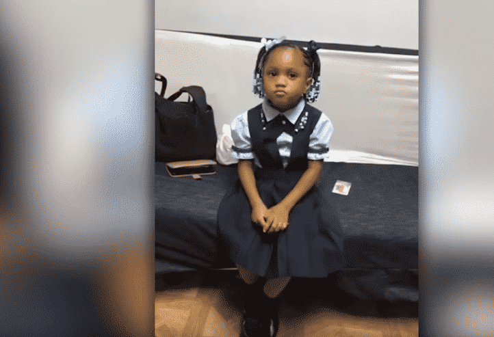 Featured image for This Little Girl's Reaction Sums Up How We All Felt About Homework