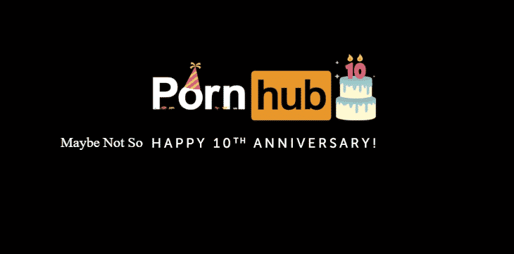 Featured image for Pornhub Has Been Hacked: Millions Of Users Information May Be Compromised