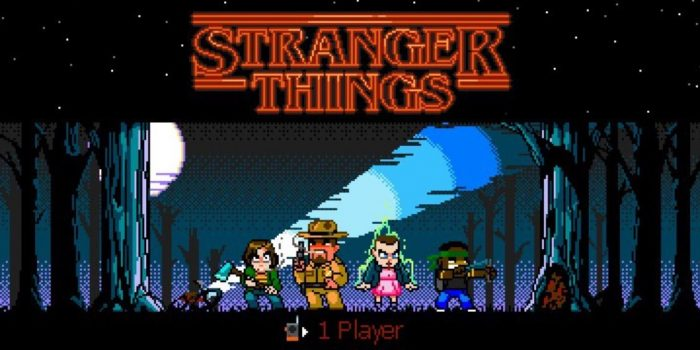 Into the Upside Down: Stranger Things Games