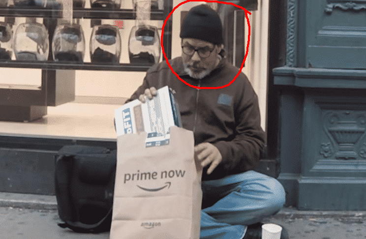 Featured image for How This Man Uses Amazon Prime Now Will Restore Your Faith in Humanity