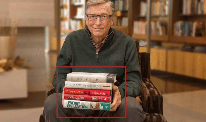 Featured image for Bill Gates' Five Favorite Books for Winter Reading
