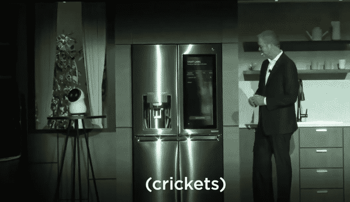 Featured image for Cringefest: LG's New Robot Voice Assistant Fails Spectacularly at CES