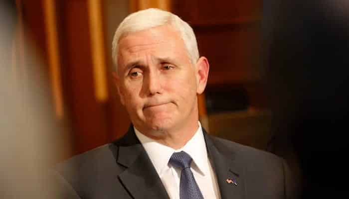 Featured image for Vice President Guided By God, Consistently Doesn't Know What's Going On