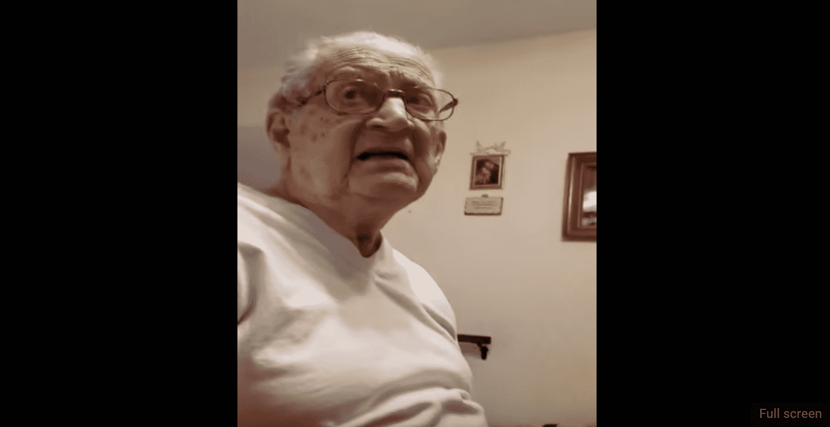 "Featured image for 98-Year-Old Man's Reaction to His ""Age Reveal"" Is Gold"