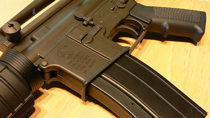 AK-15 Rifle