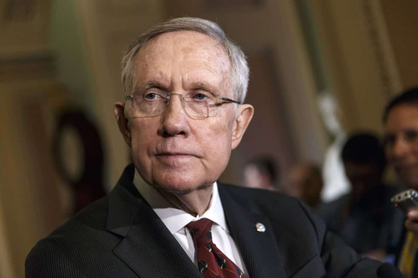 Harry Reid - Democrats Incredulous at Donald Trump