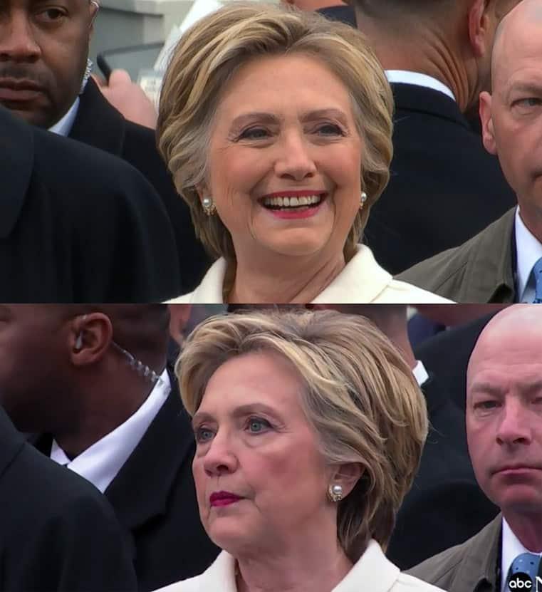 Hillary Clinton - Democrats Incredulous at Donald Trump
