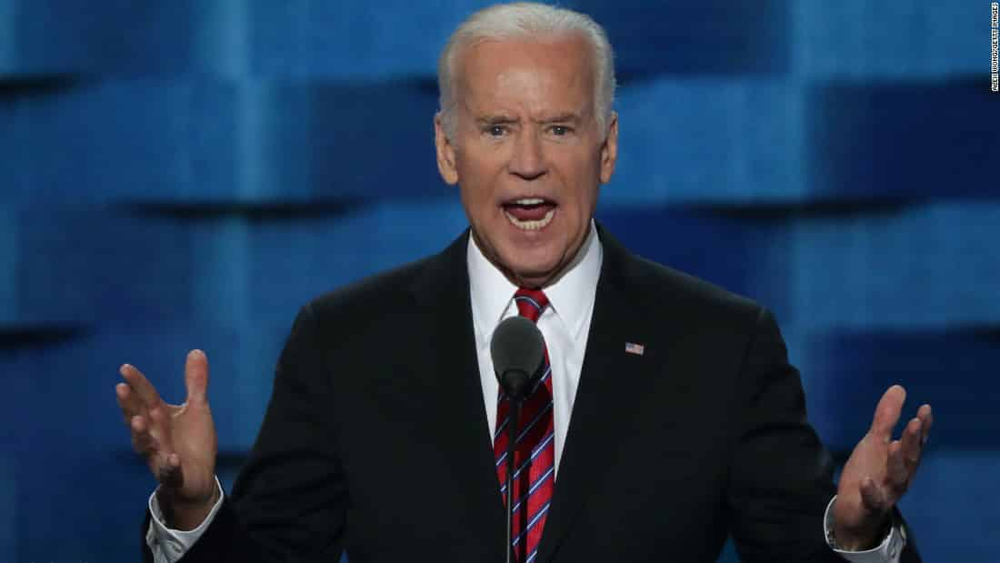 Joe Biden - Democrats Incredulous at Donald Trump