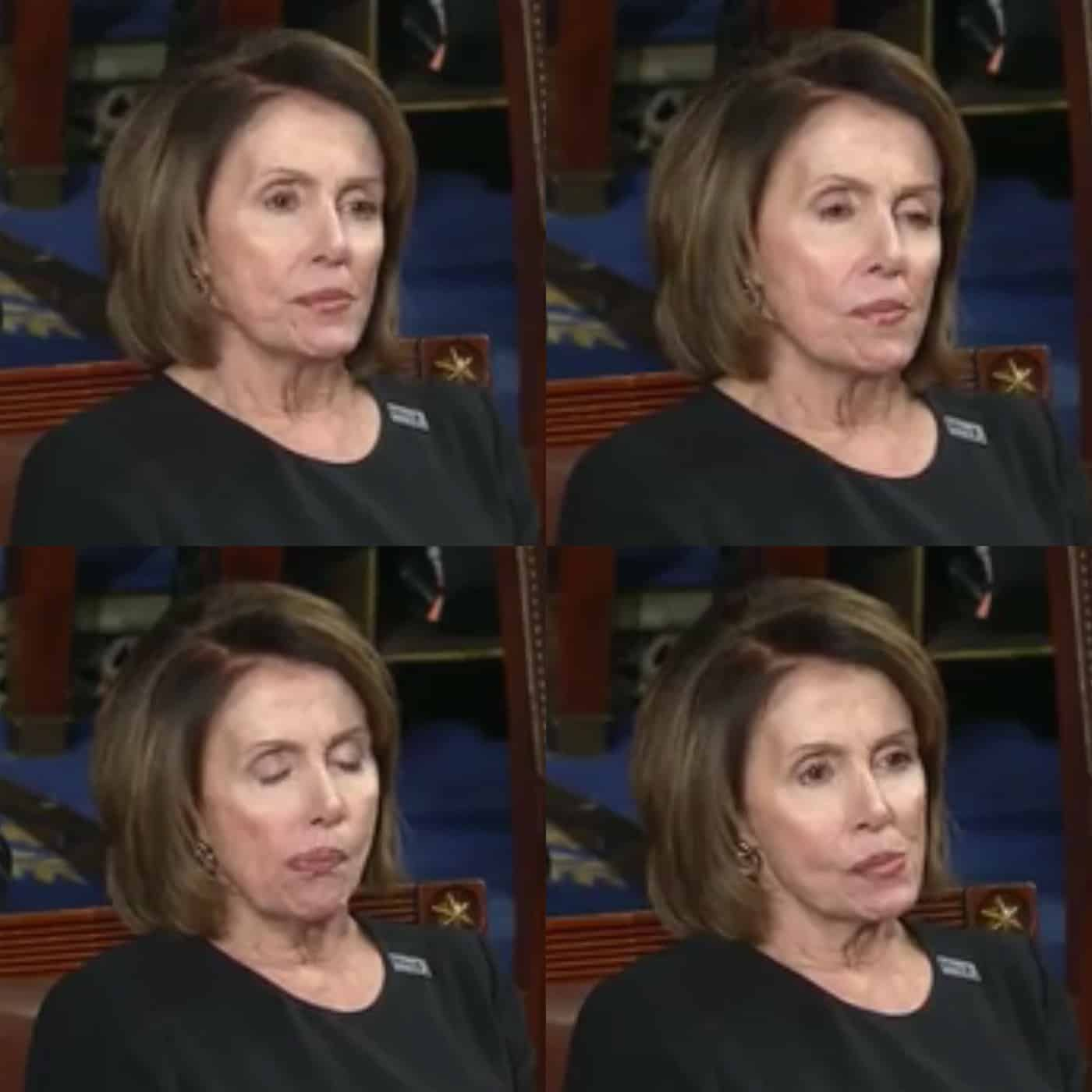 Nancy Pelosi - Democrats Incredulous at Donald Trump
