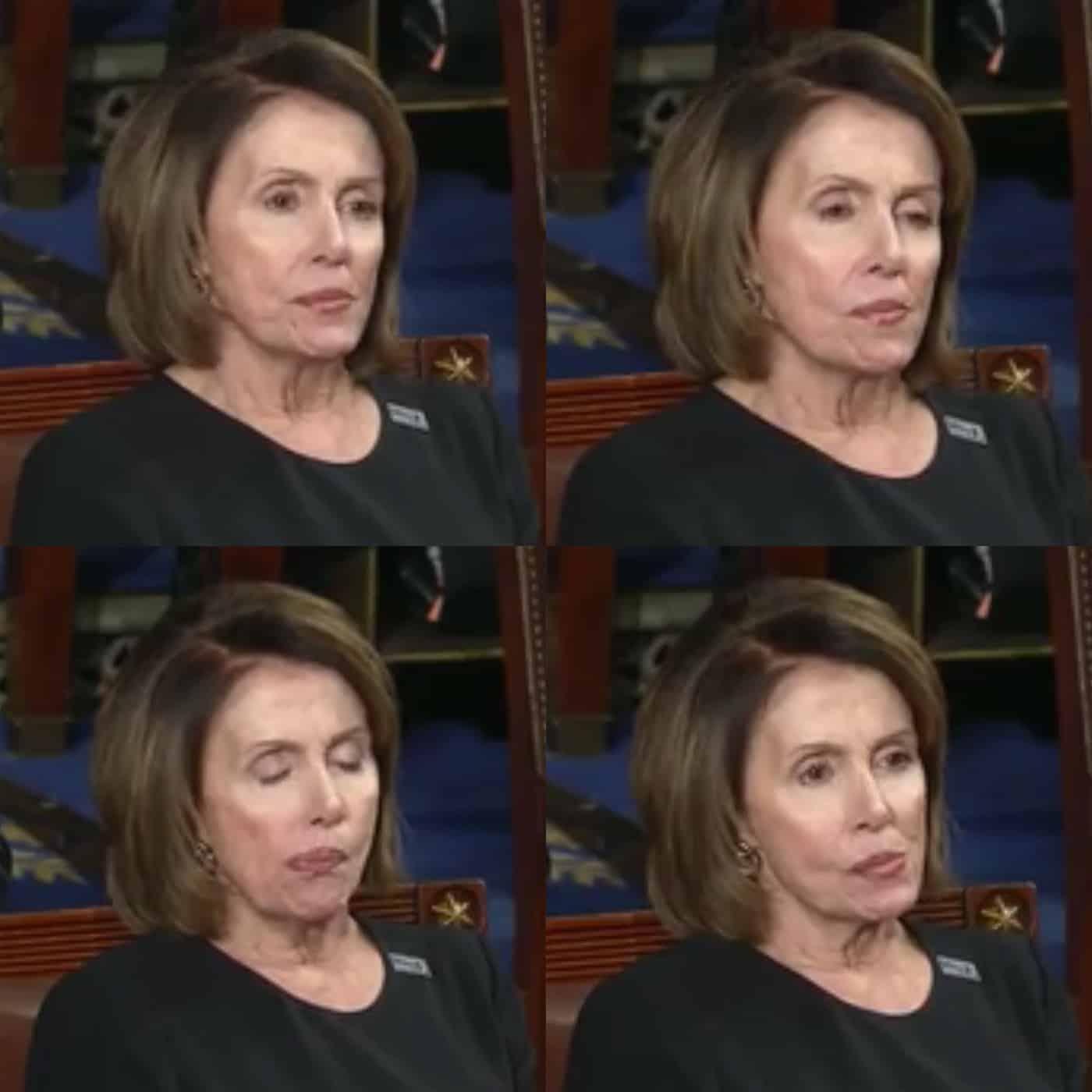 Nancy Pelosi - Democrats Incredulous at Donald Trump