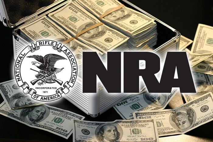 NRA funded politicians