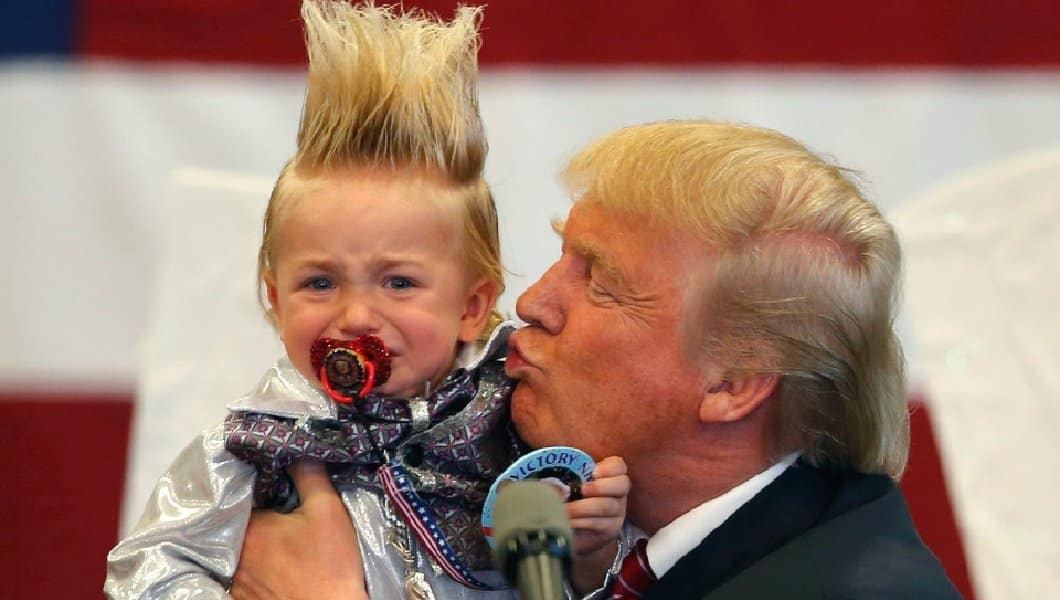 trump parenting tips
