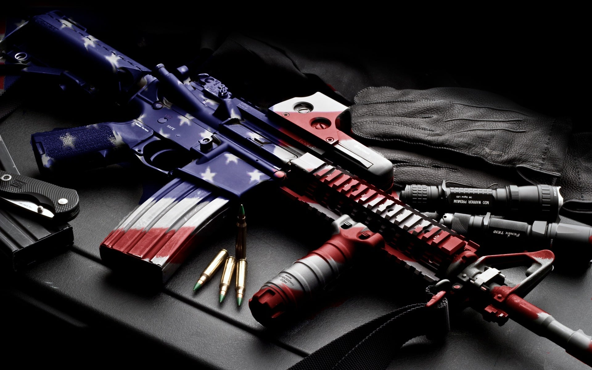 Banning Assault Weapons Would Totally End Murica As We Know It