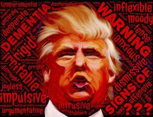 Donald Trump Trump Alzheimers Warning Dementia