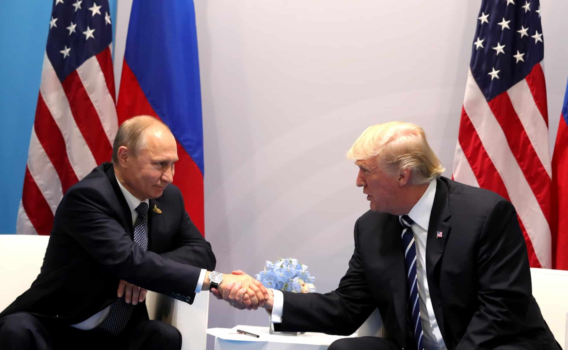 Featured image for Vladimir Putin Knows About Election Meddling, He Just Doesn't Care