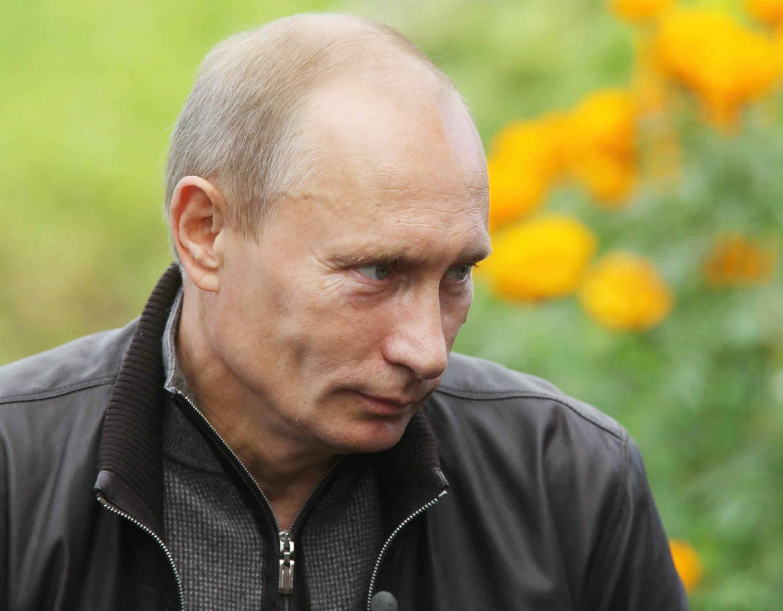Putin-spooky