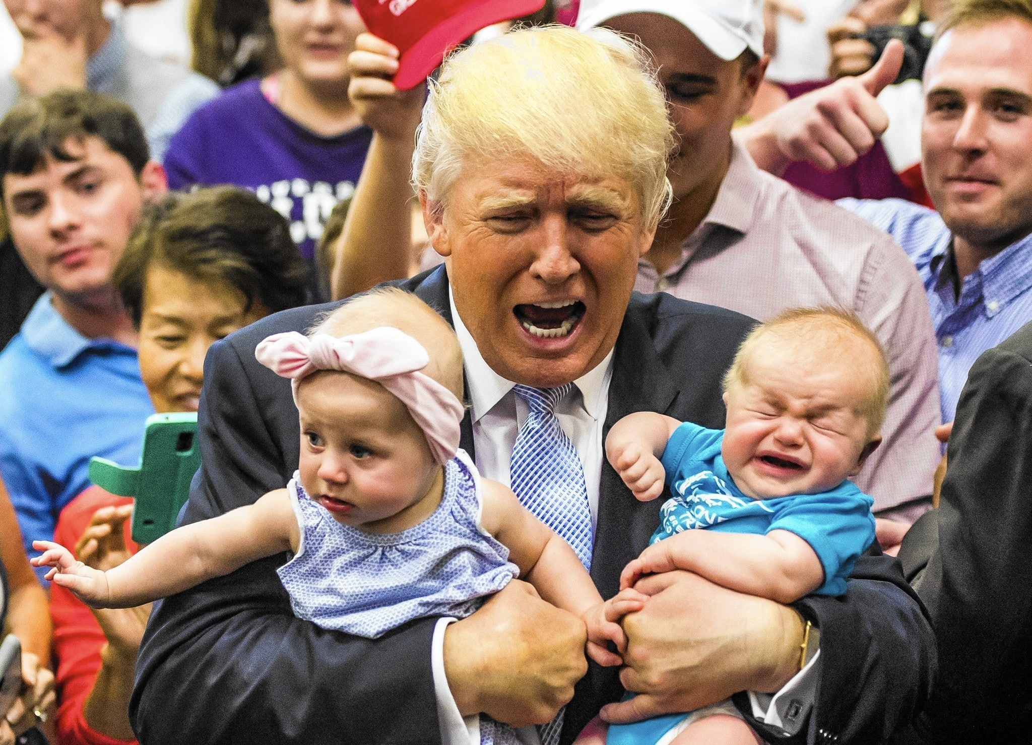 Featured image for Parenting Tips From The Trumps For Those Looking To Do It All Wrong