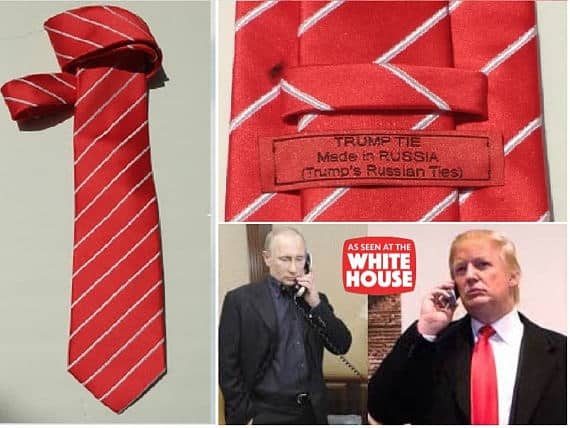 trump gifts